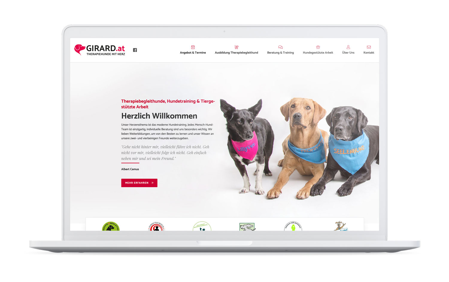Homepage – www.girard.at